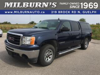 Used 2009 GMC Sierra 1500 WT / 4X4 for sale in Guelph, ON
