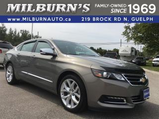 Used 2017 Chevrolet Impala Premier/Heated Seats and steering wheel/Pano Roof for sale in Guelph, ON