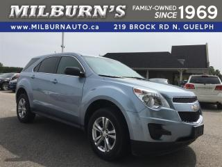 Used 2014 Chevrolet Equinox LS for sale in Guelph, ON