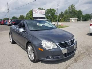 Used 2008 Volkswagen Eos Trendline for sale in Komoka, ON