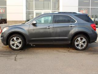 Used 2010 Chevrolet Equinox LTZ for sale in Peace River, AB
