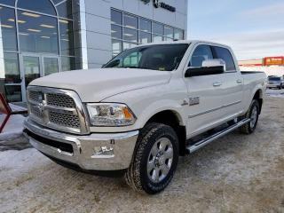 Used 2017 Dodge Ram 3500 Laramie for sale in Peace River, AB