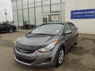Used 2012 Hyundai Elantra GL for sale in Edmonton, AB