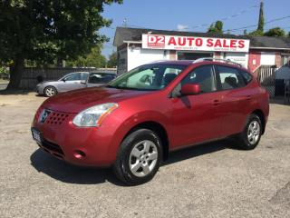 Used 2008 Nissan Rogue AWD/Clean Carproof/Automatic/Power Group/Certified for sale in Scarborough, ON