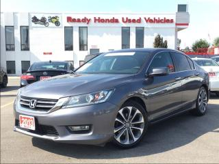 Used 2013 Honda Accord Sedan Sport for sale in Mississauga, ON