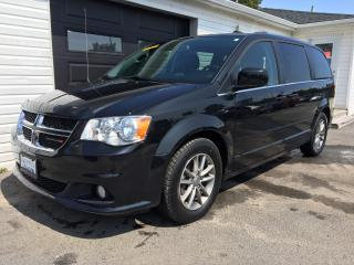 Used 2015 Dodge Grand Caravan SXT Premium Plus for sale in Kingston, ON