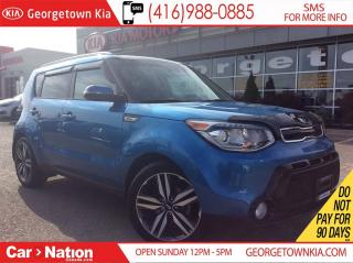 Used 2016 Kia Soul SX Luxury | NAVI | COOLED & HEATED LEATHER SEATS | for sale in Georgetown, ON