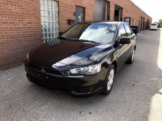 Used 2008 Mitsubishi Lancer DE for sale in Scarborough, ON