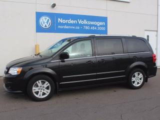 Used 2013 Dodge Grand Caravan Crew for sale in Edmonton, AB