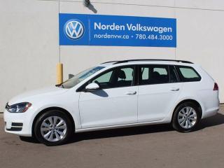 Used 2016 Volkswagen Golf Sportwagon TRENDLINE 1.8 TSI for sale in Edmonton, AB