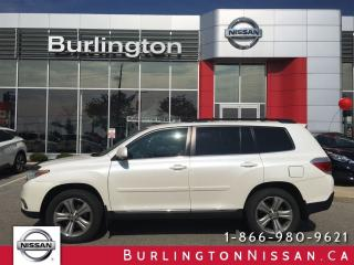 Used 2013 Toyota Highlander 4WD for sale in Burlington, ON