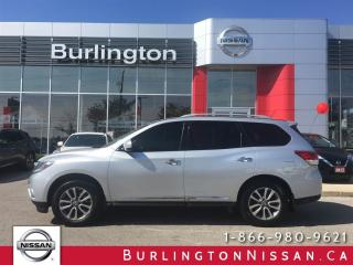 Used 2013 Nissan Pathfinder SL for sale in Burlington, ON