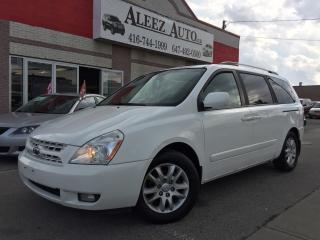 Used 2009 Kia Sedona EX w/Pwr Pkg, upcoming inventory for sale in North York, ON