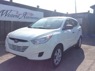 Used 2010 Hyundai Tucson GL   AWD for sale in Stittsville, ON