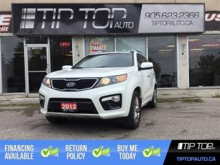 Used 2012 Kia Sorento SX ** Nav, AWD, Leather, Roof, Bluetooth, Backup C for sale in Bowmanville, ON