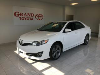 Used 2014 Toyota Camry SE for sale in Grand Falls-windsor, NL