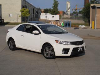 Used 2011 Kia Forte Sunroof, Only 82000 km, Automatic, for sale in North York, ON