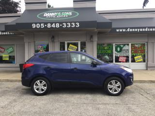 Used 2013 Hyundai Tucson Premium Edition for sale in Mississauga, ON
