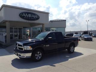 Used 2014 Dodge Ram 1500 4X4 / 4DOOR / NO PAYMENTS FOR 6 MONTHS !! for sale in Tilbury, ON
