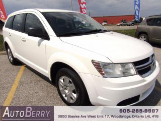 Used 2011 Dodge Journey CAN VAL PKG - 5 PASSENGER for sale in Woodbridge, ON
