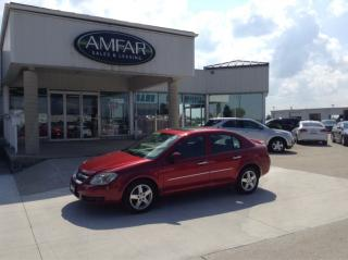 Used 2010 Chevrolet Cobalt LOW KMS/ HIGH MPG /SUNROOF for sale in Tilbury, ON