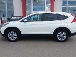 Used 2014 Honda CR-V EX-L for sale in Red Deer, AB