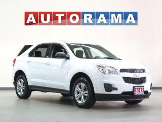 Used 2013 Chevrolet Equinox LS AWD for sale in North York, ON