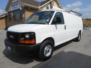 Used 2010 GMC Savana 2500 EXTENDED Cargo 2500HD Rack Divider Shelving Bins for sale in Etobicoke, ON