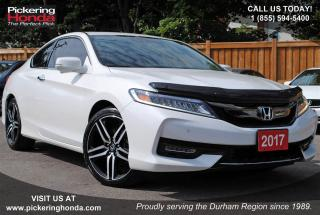 Used 2017 Honda Accord Touring V6 LEATHER NAVI for sale in Pickering, ON