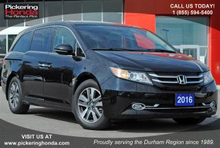 Used 2016 Honda Odyssey Touring LEATHER DVD NAVI for sale in Pickering, ON