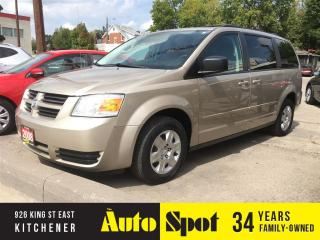 Used 2008 Dodge Grand Caravan SXT/DVD/LOW,LOW KMS/STOW AND GO! for sale in Kitchener, ON
