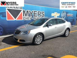 Used 2016 Buick Verano CONVENIENCE PACKAGE, REMOTE START, REARVIEW CAMERA for sale in Ottawa, ON
