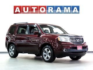 Used 2012 Honda Pilot EXL BACKUP CAM LEATHER SUNROOF AWD for sale in North York, ON