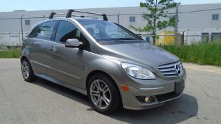 Used 2007 Mercedes-Benz B200 LOADED-PANO ROOF,HEATED SEATS,ALL POWER for sale in North York, ON