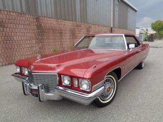 Used 1972 Cadillac DeVille ***SOLD*** for sale in Etobicoke, ON