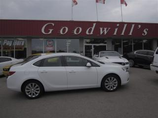 Used 2016 Buick Verano - for sale in Aylmer, ON