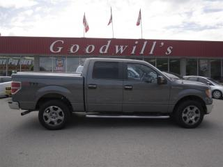 Used 2010 Ford F-150 XLT-XTR! CREW CAB! 4X4! for sale in Aylmer, ON