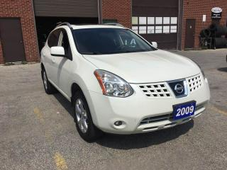 Used 2009 Nissan Rogue SL for sale in North York, ON