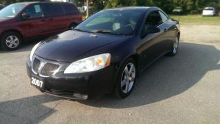 Used 2007 Pontiac G6 GT for sale in Cambridge, ON