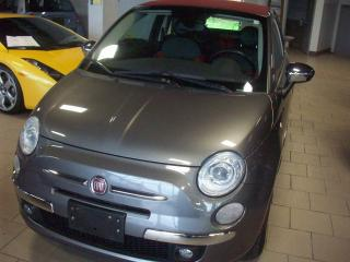 Used 2012 Fiat 500 Lounge for sale in Markham, ON