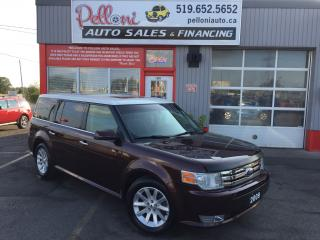 Used 2009 Ford Flex SEL|DOUBLE SUNROOF|DVD|6 PASSENGER for sale in London, ON