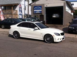 Used 2011 Mercedes-Benz C63 AMG C 63 for sale in Kitchener, ON