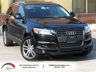 Used 2009 Audi Q7 TDI | Navigation | 7 Passenger | Panoramic Sunroof for sale in North York, ON