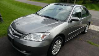 Used 2004 Honda Civic DX-G for sale in Kars, ON