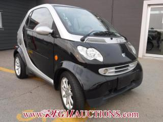 Used 2006 Smart FORTWO CDI GRANDSTYLE 2D COUPE for sale in Calgary, AB
