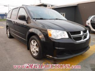 Used 2013 Dodge GRAND CARAVAN SE WAGON for sale in Calgary, AB