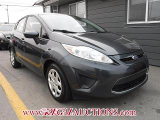 Used 2011 Ford FIESTA SE 4D HATCHBACK for sale in Calgary, AB