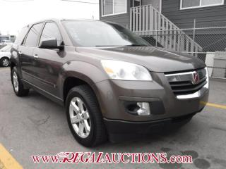 Used 2007 Saturn OUTLOOK XE 4D UTILITY 2WD for sale in Calgary, AB