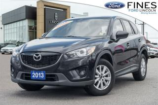 Used 2013 Mazda CX-5 GS - ONE OWNER & ACCIDENT FREE! for sale in Bolton, ON