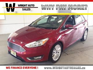 Used 2015 Ford Focus Titanium|NAVIGATION|SUNROOF|LEATHER|62,218 KMS for sale in Cambridge, ON